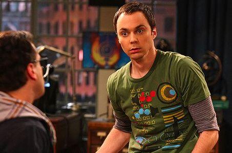 Asperger Sheldon Cooper